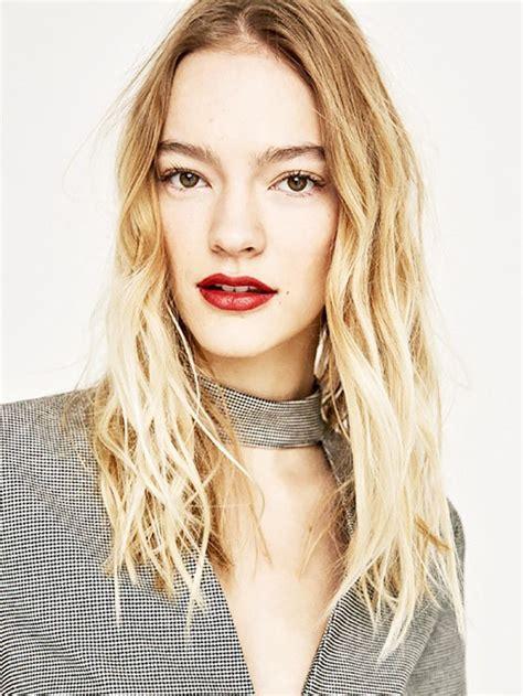 zara model hairstyles hard edged bangs the 25 best zara models ideas on