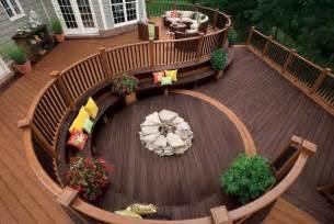 pit deck deck pit ideas pit design ideas