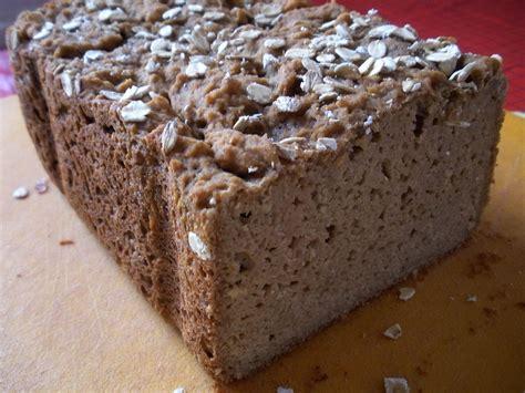 Oatmeal Bread Machine Recipe Oat Wheat Bread For Bread Maker