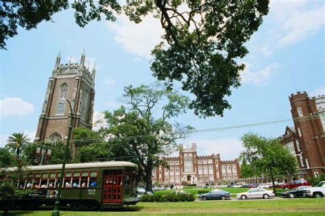 Loyola Mba Program New Orleans by Liep Location And Culture Center For International