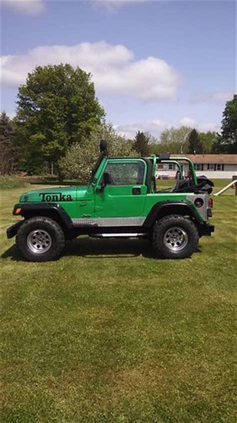 1999 Jeep Wrangler Frame Buy Used 1999 Jeep Wrangler Sport 4 0l 6cyl New Top