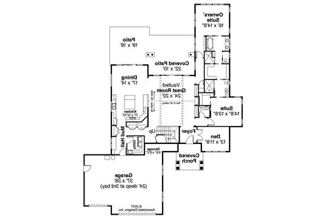 quail house plans contemporary house plans quail ridge 31 060 associated designs
