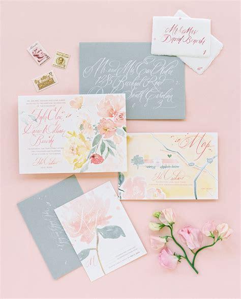 desain undangan pernikahan 2017 a dreamy summer orchard wedding chic vintage brides