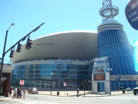 Bridgestone Arena Calendar Bridgestone Arena Stadiums Arenas Nashville Tn
