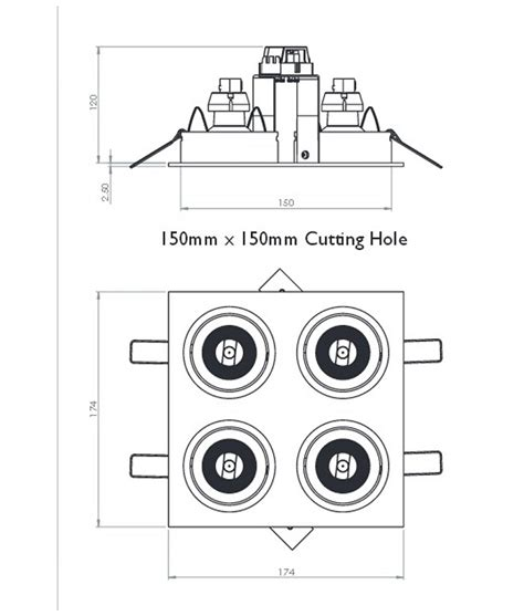 28 100 wiring diagram mains downlights k