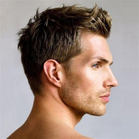 simple hairstyle picss of boys men s short hairstyles stylish guide of 2016
