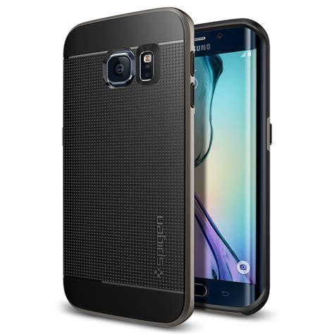Samsung Galaxy S6 Edge Plus Neo Ipaky Casing Ori Bumper Kuat spigen neo hybrid gun metal samsung galaxy s6 edge etui t 233 l 233 phone spigen sur ldlc