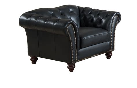 black leather sofa and chair jane furniture mona top grain black leather chair usa