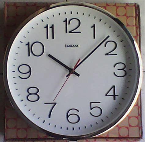 Sale Jam Dinding Seiko Qxa 014 jam dinding sakana 080p putih k