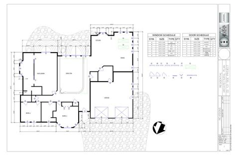 mud room sketch upfloor plan intro to cad autocad and google sketchup by christopher