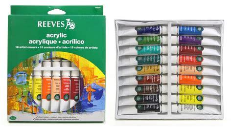 acrylic paint kl reeves acrylic paint 18 artist colou end 11 6 2017 4 58 pm