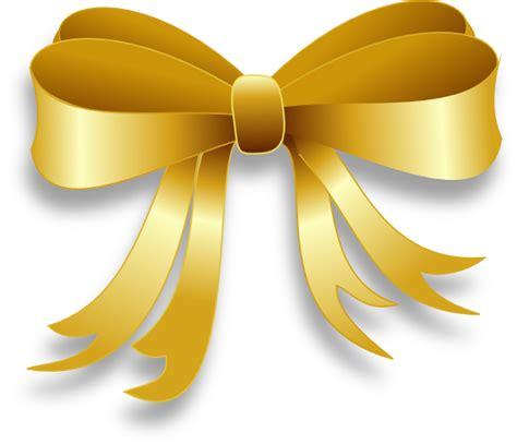 gold ribbon clip at clker vector clip