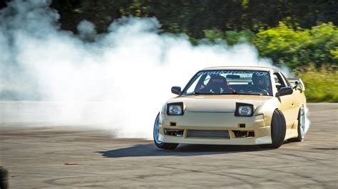 nissan 240sx cream what are you into the tech game