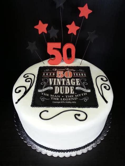 love  cake design  alexs bday vintage dude