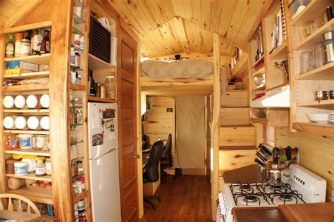 house storage erin and dondi s off grid tiny house tiny house blog