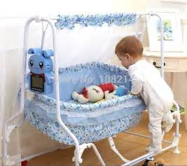 2015 new electric swing crib swing automatic swing baby