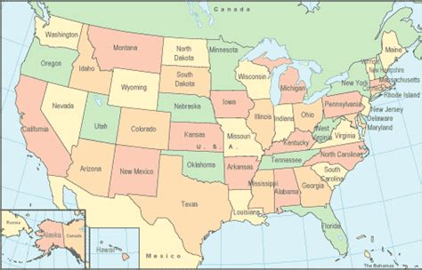 map of the united states 8 5 x 11 united states map map pictures