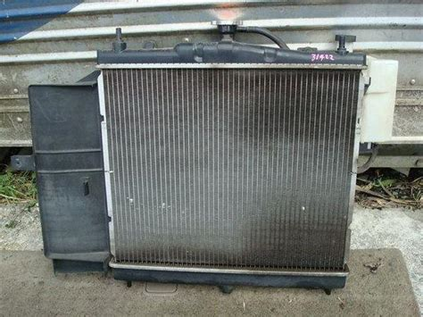 buy nissan march 2002 radiator 2e20400 motorcycle in minato ku tokyo jp for us 239 00