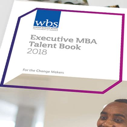 Executive Mba Textbooks by Specialisms Executive Mba Warwick Business School
