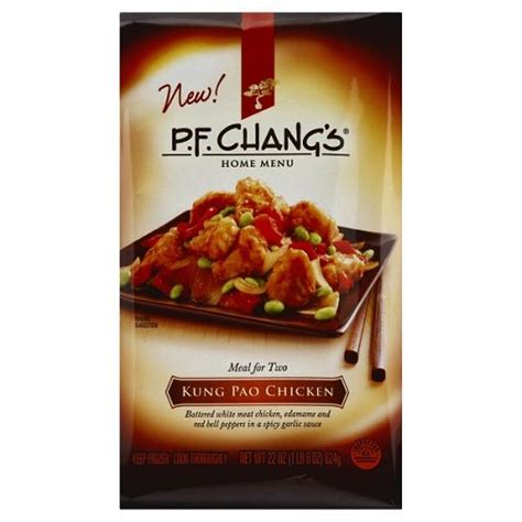 Pf Changs Gift Card - pf chang s home menu meal for two kung pao chicken 22 oz bag