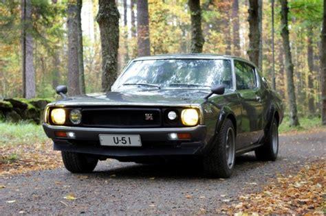datsun 240k coupe for sale lhd skyline gt r tribute 1974 datsun 240k gt bring a