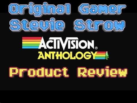 activision mobile activision anthology 45 atari 2600 classic for
