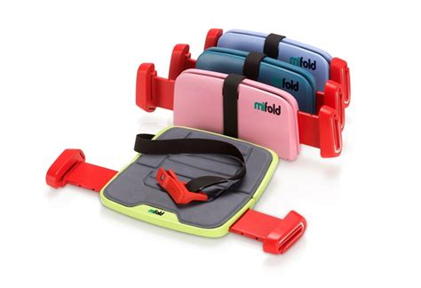 baby booster mix rice the new mifold booster seat it s smaller than an