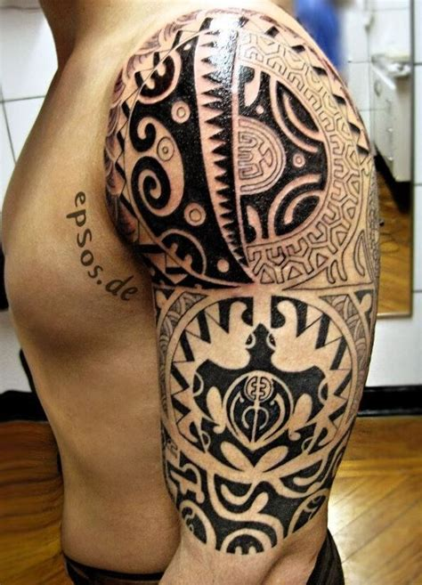 cool polynesisch design teil 3 tattooimages biz