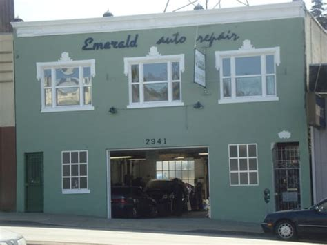 emerald auto repair  richmond san francisco ca