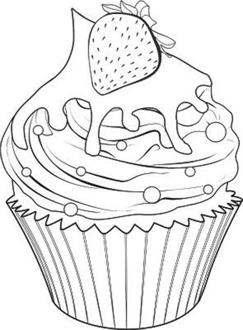 mini cupcake coloring page pin de linda lara em cup cake pinterest pintura em