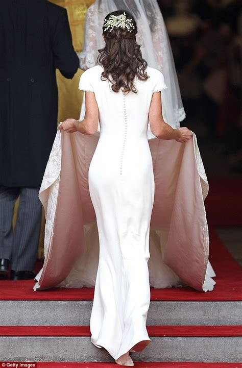 pippa middleton dress pippa middleton warns about perils of recognition after