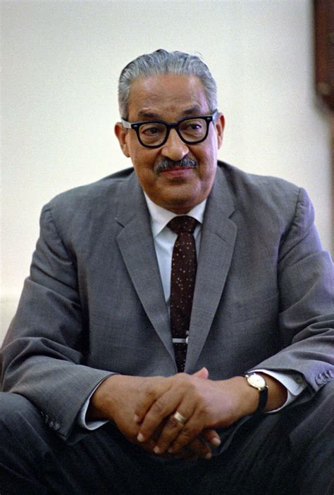 american supreme president lyndon johnson appoints thurgood marshall