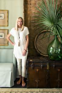 Ballard Designs Slipcovers ashley gilbreath s entryway in the idea house how to
