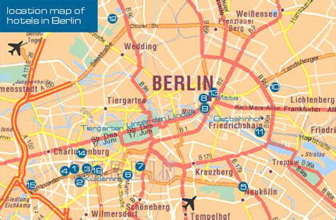 berlin germany map berlin berlin