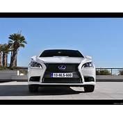 2013 Lexus LS 600h F Sport European Version  Front HD