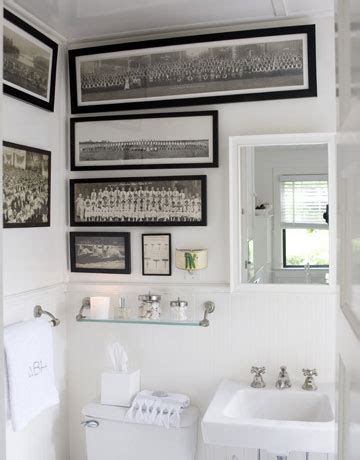 shorely chic vintage style bathroom party shorely chic beach cottage chic home in fire island to