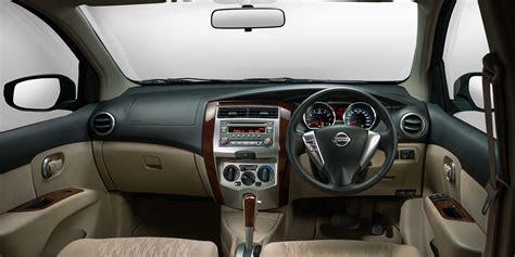 interior grand livina 2018 nissan grand livina interior dashboard indian autos blog