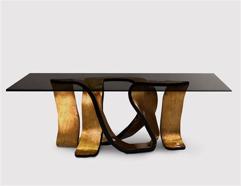 Ribbon Dining Table A Chic Dining Table By Koket Dining Table Price In Usa