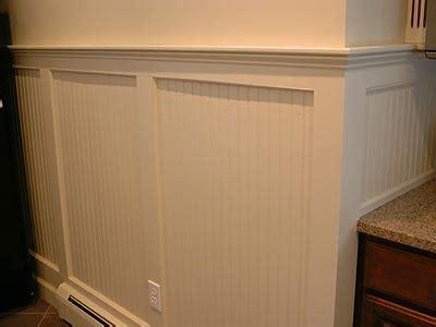 Pre Cut Wainscoting Wall Paneled Wainscoting