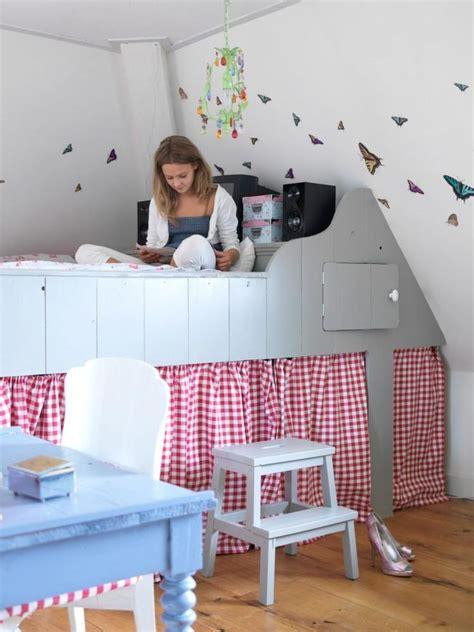 mommo design girly loft beds