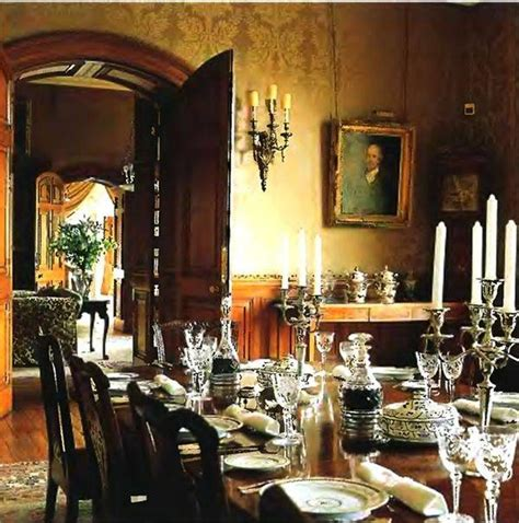 Black Dining Room Sets by Dining Room Victorian Dining Room Design With Brown Wooden