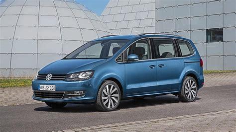 Autobild Sharan by Duelo Familiar Volkswagen Sharan Vs Ford Galaxy