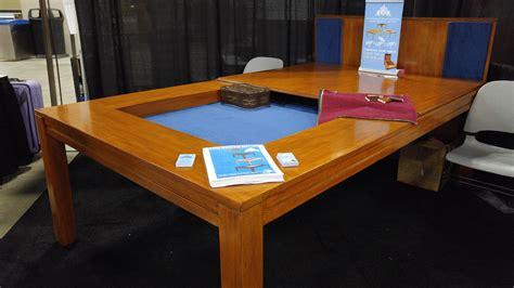 Tablezilla Game Table by Carolina Game Tables Carolina Game Tables