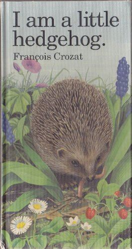 hedgehog picture book barron s animal book series barron s