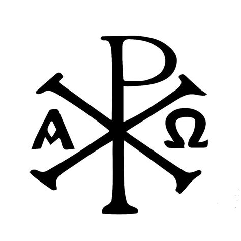 px christian tattoo meaning chi rho symbol meaning pictures to pin on pinterest