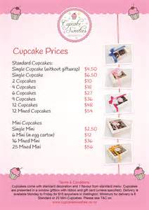 Our cupcake gift box price list cake decorating blog