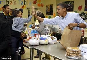 thanksgiving charities barack and michelle obamas tax return from 1 73m income