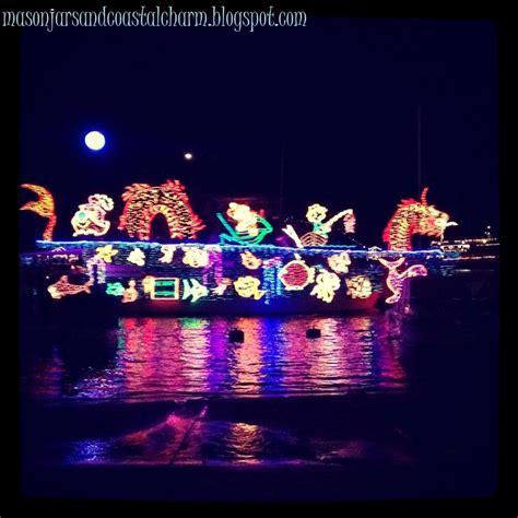 ta boat parade masonjarsandcoastalcharm