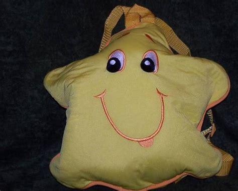 backpack  bear care bear plush stuffed animal