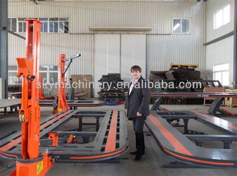 car bench frame machine for sale the hot sales frame machine for sale car body repair straightening bench fa 3000 view